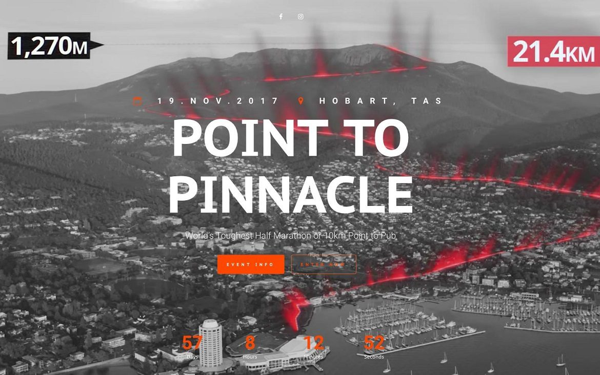 2017 Point to Pinnacle